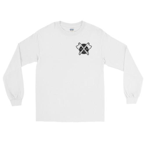 Axe Man Long Sleeve Tshirt