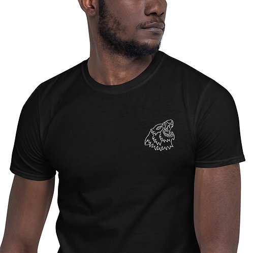 Lead Your Pack - Embroided T-Shirt