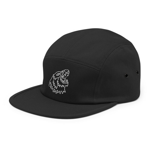 Lead Your Pack Camper Fit Hat