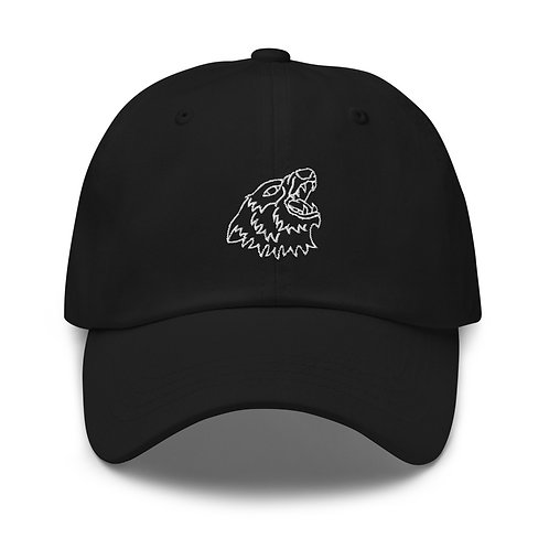 Lead Your Pack - Embroidered Cap