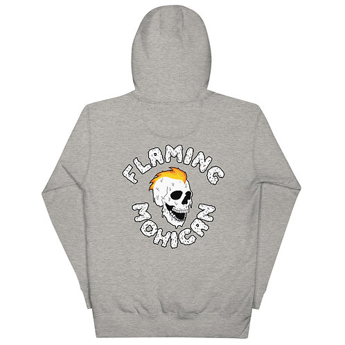 Flaming Mohican - Hoodie
