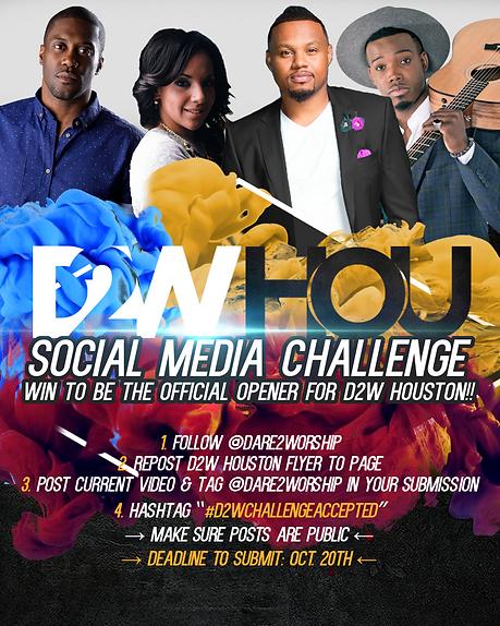 D2WHOU Social Media Challenge.png
