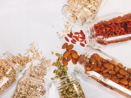 Frutos secos ¿cuáles son y qué beneficios nutricionales tienen?