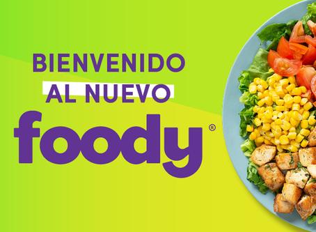 Bienvenido al nuevo Foody