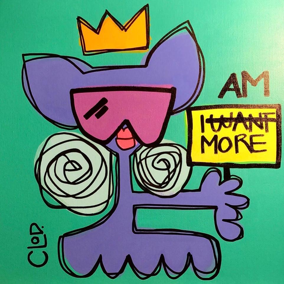 I AM MORE.