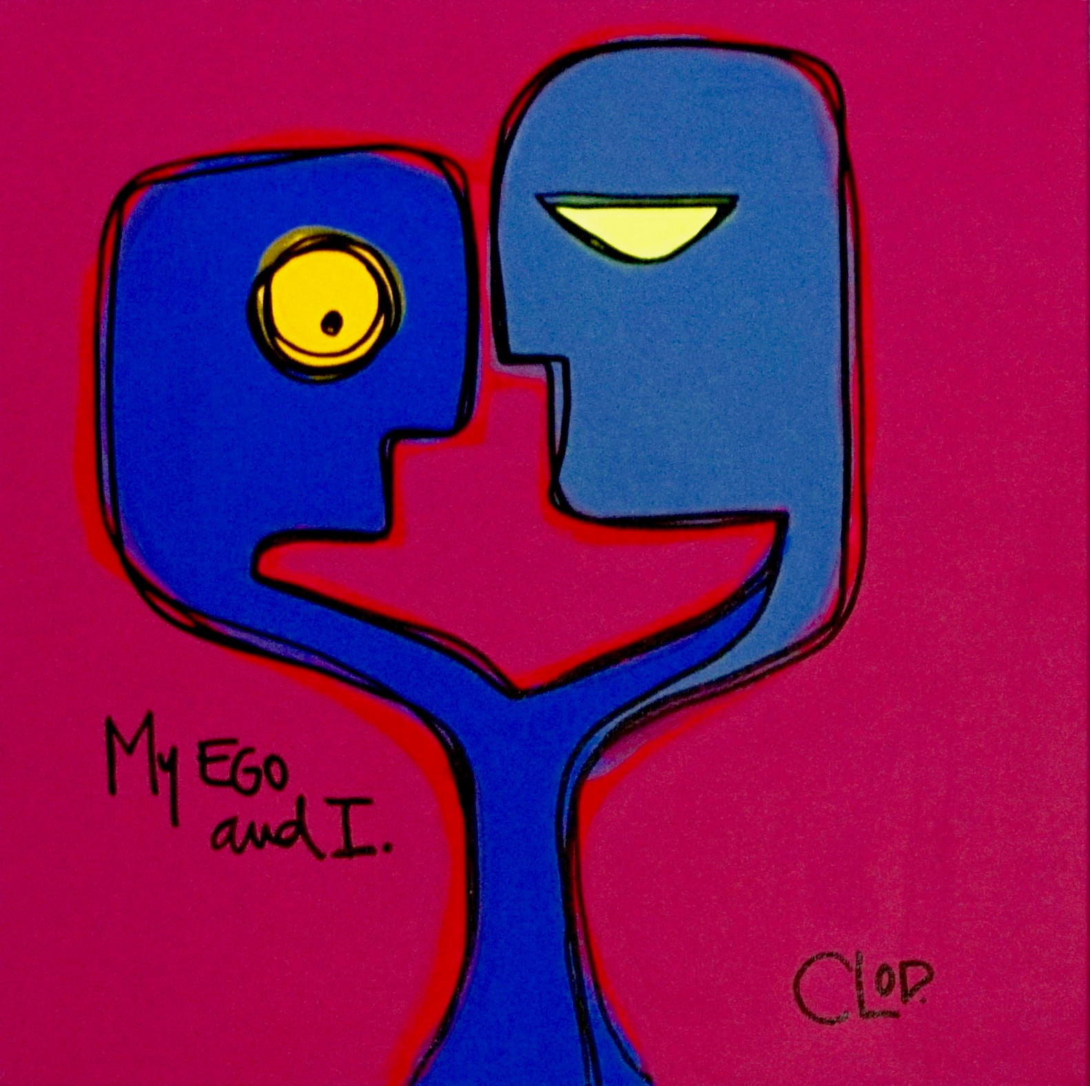 MY EGO AND I