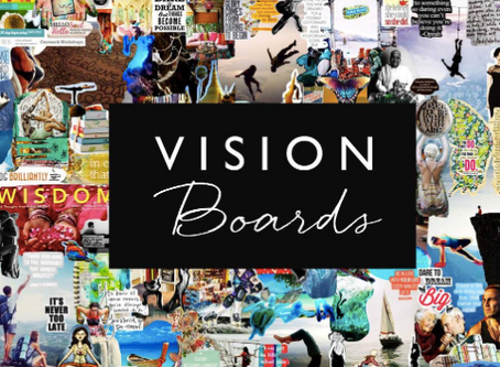 5 ways Vision boarding changed my life