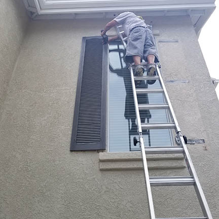 Shutter Replacment