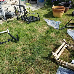 Lawn Furniture Assembly