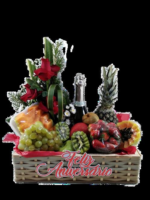 Cesta de Frutas 022