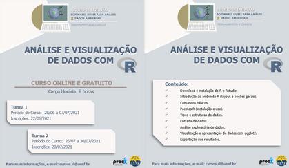 """Curso """"Análise e Visualização de Dados Com R"""""""