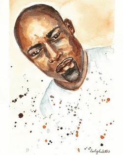 Martin's portrait