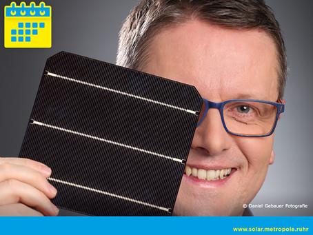 Steuertipps und Fragerunde für Photovoltaik-Betreiber