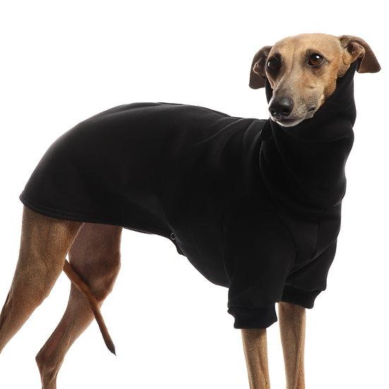 Winter Sweatshirt / Black