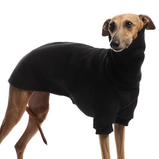 Winter Sweatshirt Black
