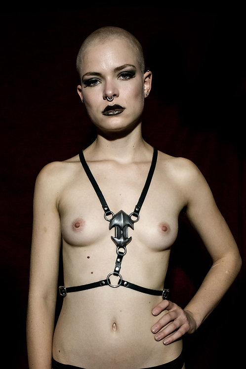 Harness Alien 1 Leather Army