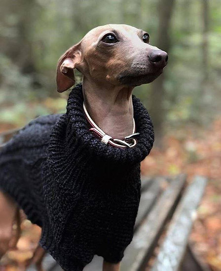 Pullover Dark Graphite