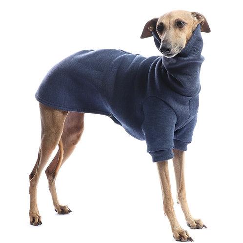 Winter Sweatshirt / Blue Jean