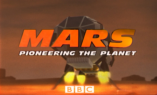 Mars Pioneering the Planet