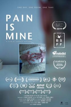 Pain Is Mine