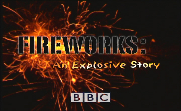 Fireworks An Explosive Story