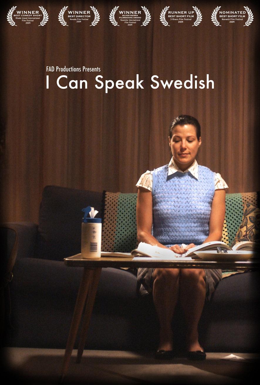 I Can Speak Swedish