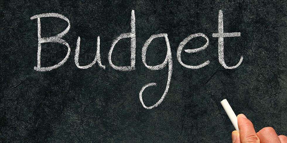 MAG MRC Leadership  / Budget FINAL Meeting