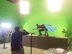 TVC shoot