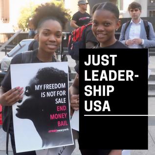 Just Leadership USA