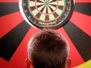 World Darts Championship, 2019 - My Thoughts
