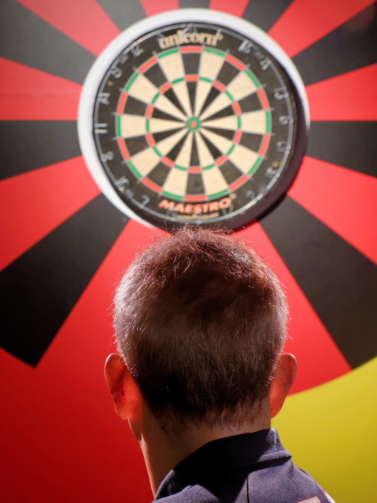 World darts championship in 2019