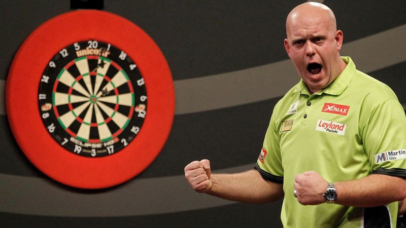 Professional darts is a sport