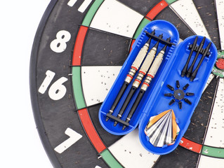Darts – Games for fun or training