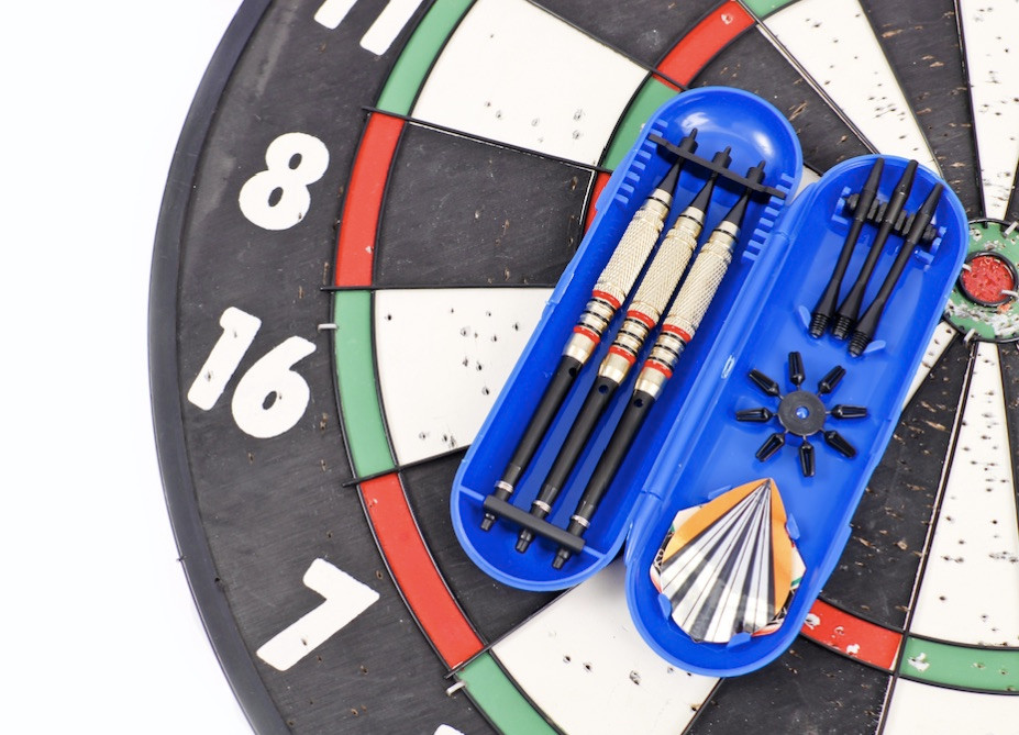 Games you can play with darts