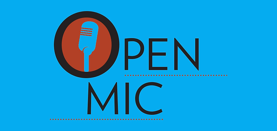 Open Mic Night Camp Bar