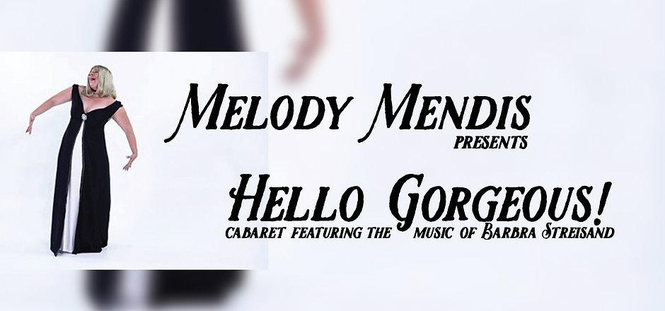 Melody Mendis Barbra Streisand