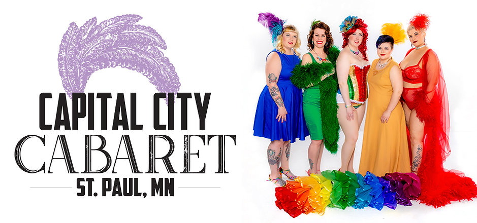 Capital City Cabaret burlesque