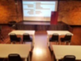 Classroom Setting at Chicago Theater Works