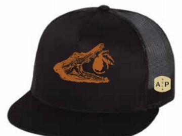 Alligator Pear Mesh Cap