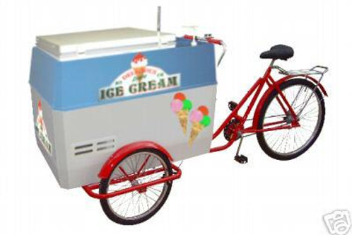 302TRE/B Ice Cream Tricycle as low as $109/mo