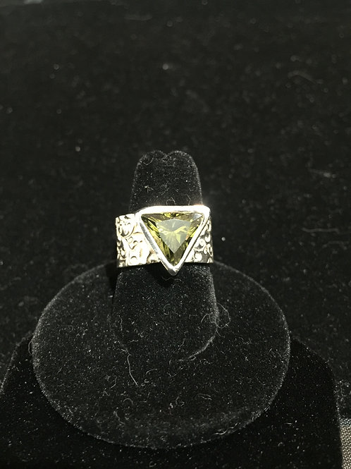 Swirl Texture Ring