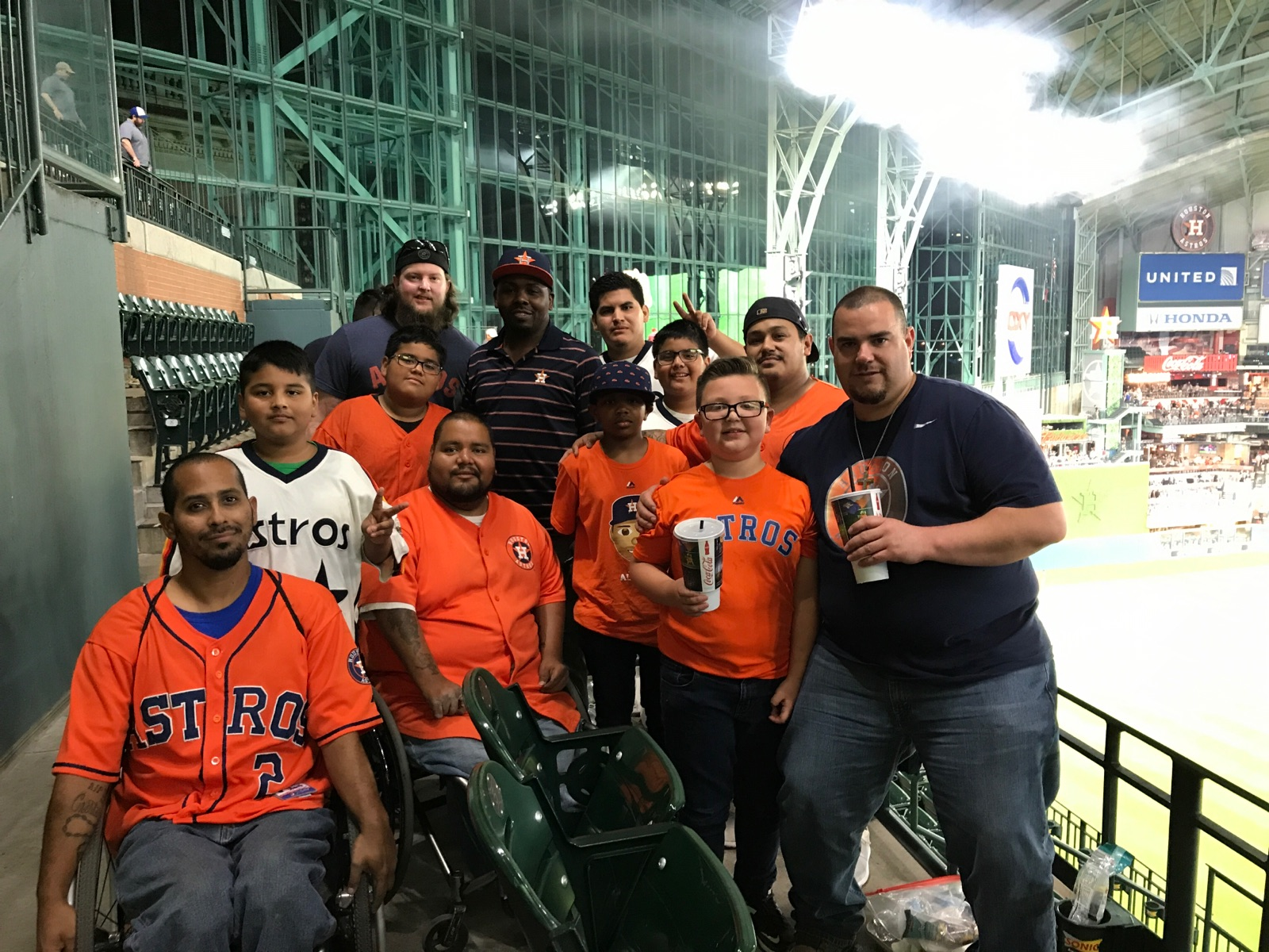 Astros Game Night