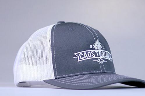 CAOS Mesh Ball Cap (Grey)