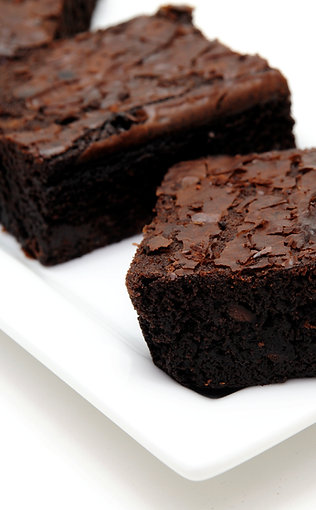 One Dozen Brownies