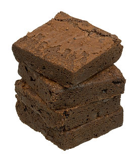 raydiant vybes vegan brownies