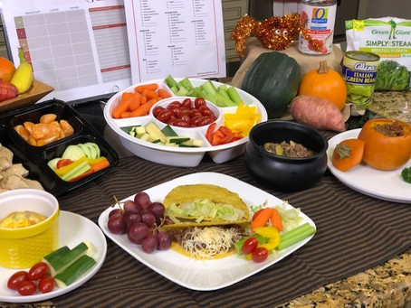 An Offensive Approach to Staying Healthy for the Holidays