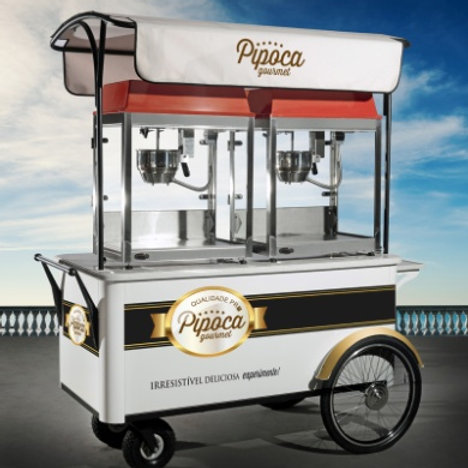 534 Pop Corn Cart as low as $170/mo