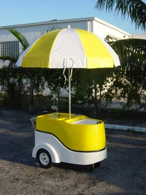 510 PC Lemonade Push Cart