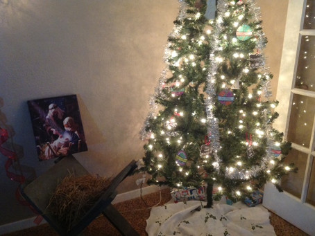 Keeping Christ in Christmas-Our Jesus Tree