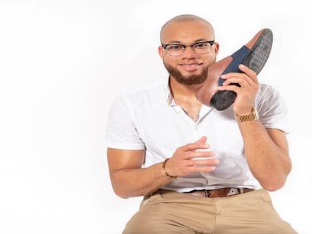 Eric Jones Sells a Designer Shoe Brand You Can Believe In!